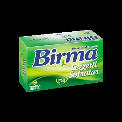 Birma Bitkisel Margarin